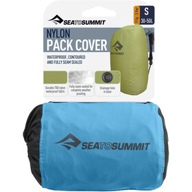 Sea to Summit Pack Cover 70D S, blu